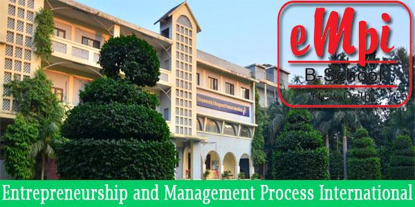Entrepreneurship and Management Process International Campus